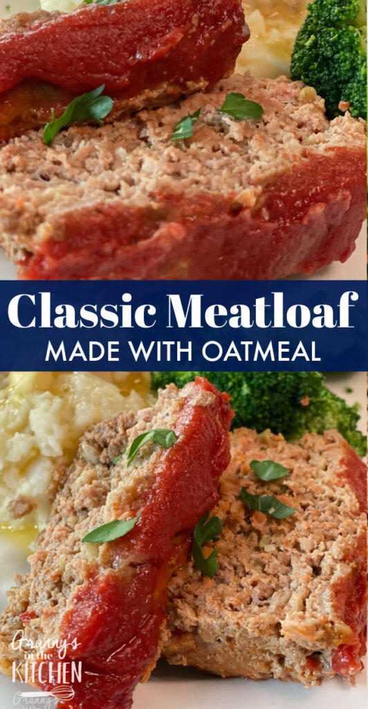 collage of meatloaf photos